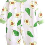 ropa de bebé con estampados de palta, aguacate y avocado deaguacates.es