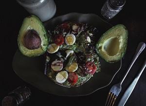 ensalada de aguacate palta avocado